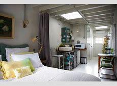 Studio Apartment Decor, Tiny Efficiency Apartment