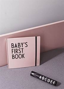 baby record book pink timeless baby With design letters baby book