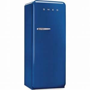 Refrigeration fab28rbl1 smeg smeg au for Retro kühl gefrierschrank