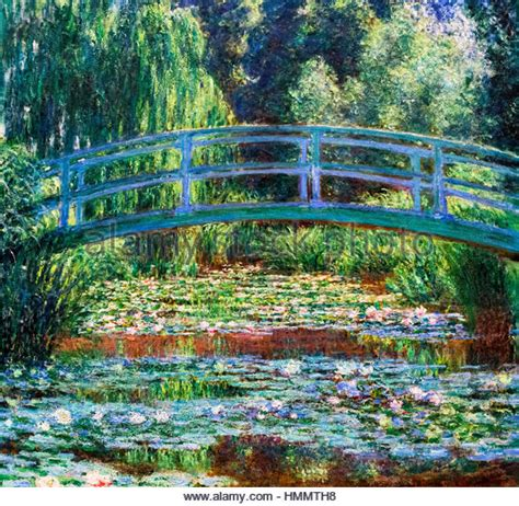 Japanischer Garten Claude Monet by By Claude Monet Stockfotos By Claude Monet Bilder Alamy