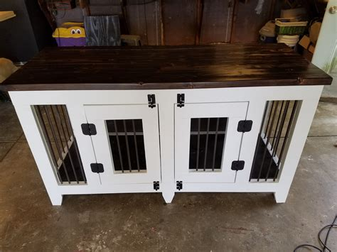 indoor fancy pet kennel ana white