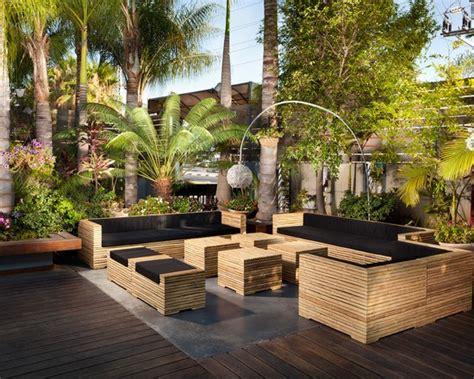 decoration patio terrasse exemples damenagements