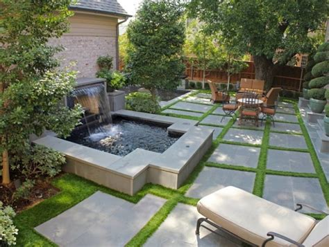 great design ideas  small city backyards style
