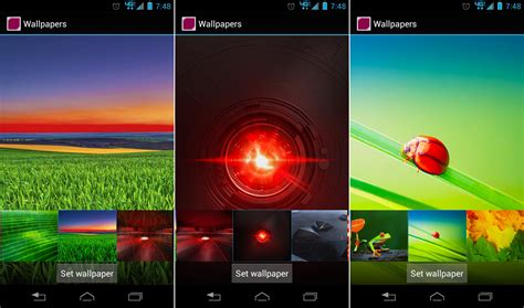 Droid Razr M Wallpaper Pack App Hits Play Store