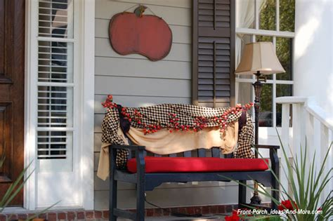 front porch appeal newsletter september  fall porch