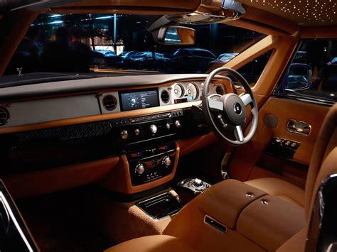 Rolls Royce Phantom Coupe Series 2 Interior