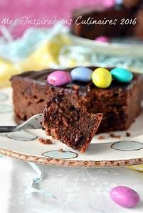 Décorer Un Gateau Au Chocolat : g teau au yaourt au chocolat moelleux le blog cuisine de samar ~ Melissatoandfro.com Idées de Décoration