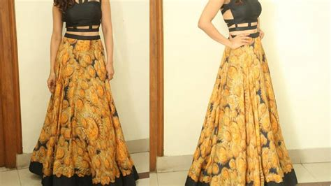 Boat Neck Gown Cutting by Anarkali Skirt Diy Anarkali Skirt Drafting Cutting