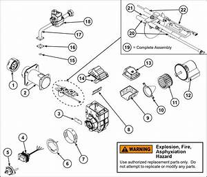 Diagram Of Parts Manual For Beckett Afg Burnr