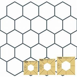 Westalee Design Simple Hexagons