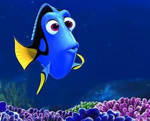 7 Free Disney Characters Dory Finding Nemo Cartoon Wallpaper