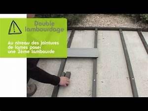 poser une terrasse lambourde composite sur dalle beton With comment faire une dalle beton pour terrasse