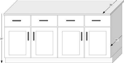 standard stove width for cabinets us standard sizes for kitchen cabinets