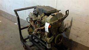 2006 Chevy Trailblazer Engine Motor Vin S 4 2l