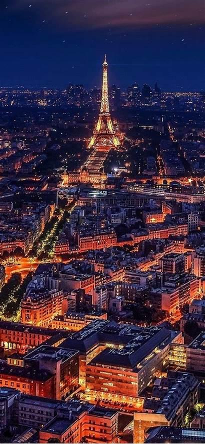 Paris Night France Desktop Wallpapers Tower Eiffel