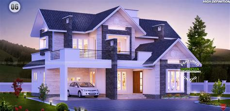 Home Design Using Photos : Proposed Kerala House At Angamaly