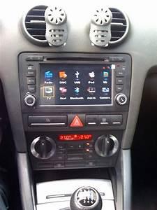 Poste Double Din : montage nouvelle autoradio gps audi a3 page 2 a3 ~ Melissatoandfro.com Idées de Décoration