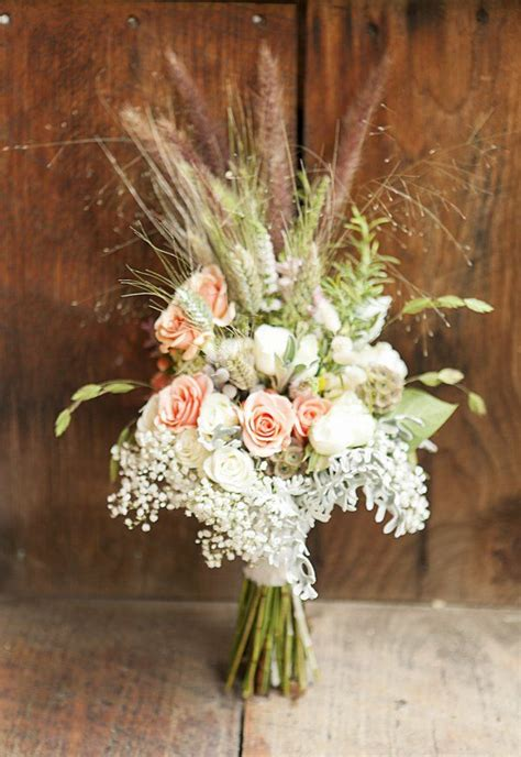 ideas  country wedding bouquets  pinterest