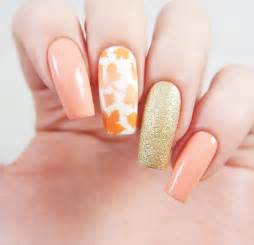 Toe nail art fall 2017 : Beautiful nail art ideas for fall jewe
