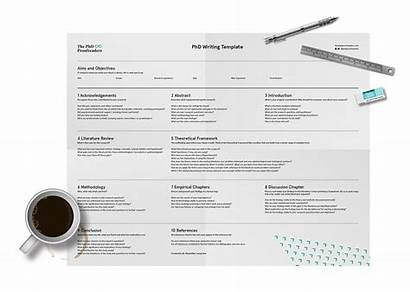 Phd Template Writing Thesis Structure Write Introduction
