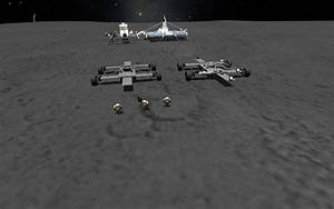 Kerbal Moon Base (page 3) - Pics about space
