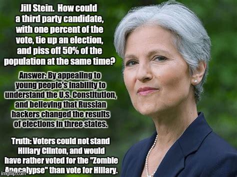 Jill Stein Memes - jill stein imgflip