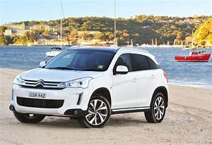 Citroen C4 Aircross 2014 Review