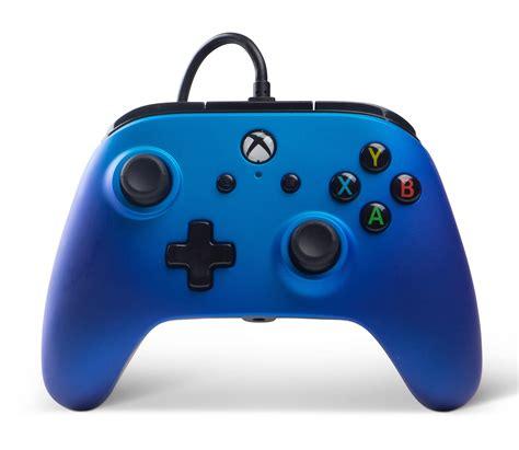 Buy Xbox One Enhanced Controller Sapphire Fade Game