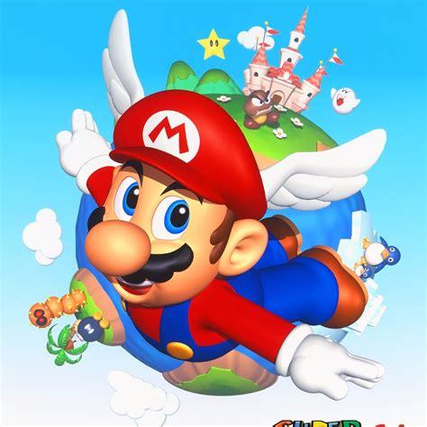 Super Mario 64 Topic Youtube