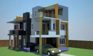 building design portfolio decor n design exteriors 3d residential building at chandol