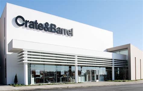 Crate & Barrel  Home Store  Jendoco Construction Corporation