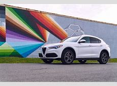 2018 Alfa Romeo Stelvio, 2018 VW Tiguan, JD Power quality