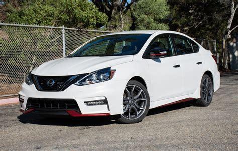 nissan sentra 2017 2017 nissan sentra nismo test drive review autonation