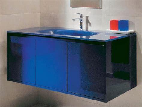 meuble de salle de bain bleu cedeo photo 7 15 avec une
