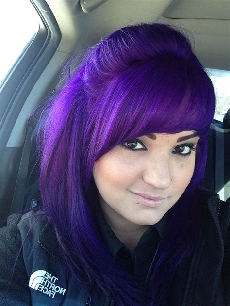 Cheap Purple Hair Dye
