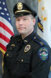 administrative division north providence police department