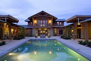 U, Shaped, House, Plans, With, Pool, Perfect, U, Shaped, Ranch