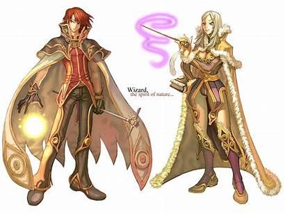 Wizard Ragnarok Mage Character Wizards Magic Rpg