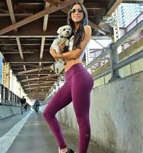 Friends Girls in Yoga Pants