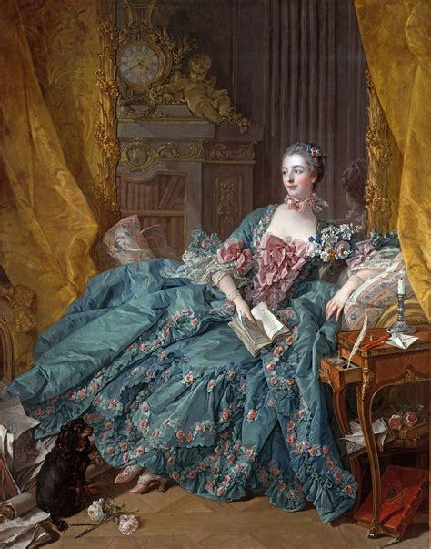 madame de pompadour l histoire par l image