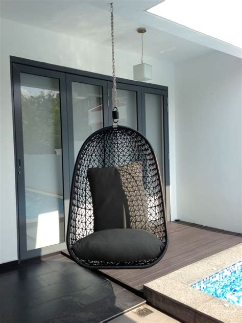 Hanging Chair Stand hanging chair without stand 2010 lifestyle