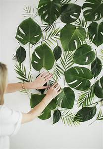 Diy leaf backdrop almost makes perfect