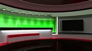 Studio The Perfect Backdrop For Any Green Screen Or Chroma ...