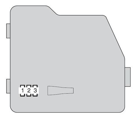 Toyota Highlander Hybrid From Fuse Box Diagram