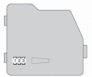 Toyota Highlander Hybrid  From 2011  - Fuse Box Diagram