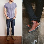 What Color Shoes to Wear with Blue Jeans