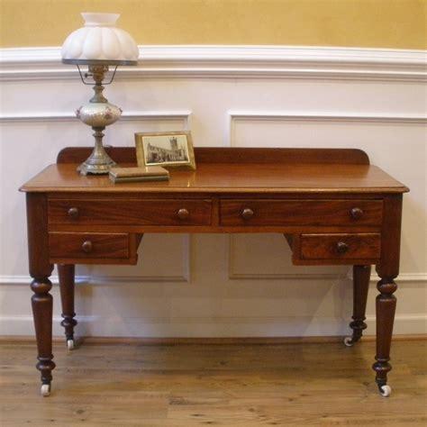 mahogany sofa table antique antique victorian english mahogany desk sofa table