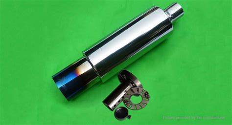 .00 Motorcycle Tail Exhaust Muffler Pipe At Fasttech