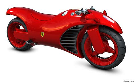 ferrari  motorcycle concept news top speed