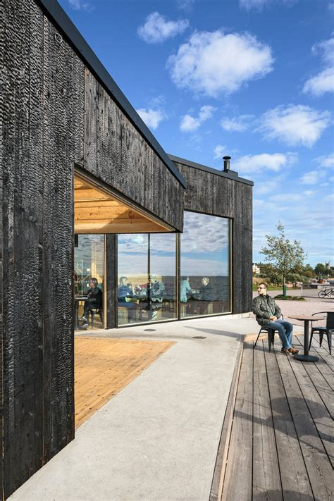 Cafe Birgitta By Talli Architecture And Design Restaurants